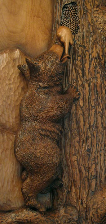 High Relief Carving Class - Woodcarving Illustrated